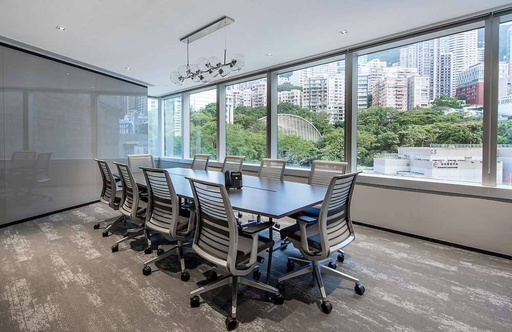 Eaton House Hong Kong - Designed by Space Matrix. Photo by Victor Fraile / illume visuals