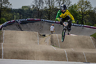 #747 (TURNER Bodi) AUS at the 2016 UCI BMX Supercross World Cup in Papendal, The Netherlands.