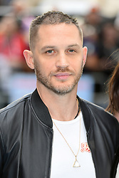 Tom Hardy attending the Swimming with Men premiere held at Curzon Mayfair, London.