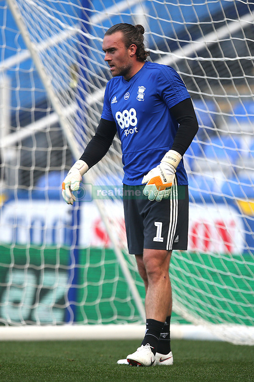 Birmingham City goalkeeper Lee Camp