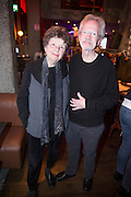NO FEE PICTURES<br /> 30/12/15 Jack Ramey and Nancy Rodgers, Indianna at the Lingo Brunch poetry reading at the Meeting House, part of the New Years Festival in Dublin. nyf.com running from 30th Dec to 1st Jan in Dublin. Picture: Arthur Carron