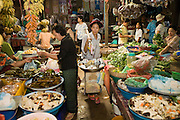 28 JUNE 2006 - SIEM REAP, CAMBODIA: The market in Siem Reap, Cambodia. Photo by Jack Kurtz / ZUMA Press