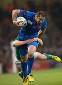20151011 France vs Ireland, Millenium Stadium Cardiff, UK