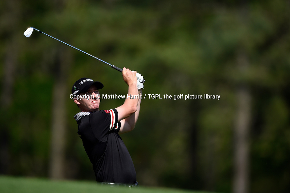 Jimmy WALKER (USA) during second round US Masters 2014,Augusta National,Augusta, Georgia,USA.