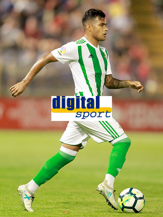 Real Betis' Nahuel Leiva during friendly match. July 26,2017. (ALTERPHOTOS/Acero)