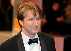 ©London News Pictures. 13/02/2011. Director Tom Hooper Arriving at BAFTA Awards Ceremony Royal Opera House Covent Garden London on 13/02/2011. Photo credit should read: Peter Webb/London News Pictures