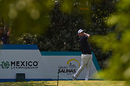 Brandon Grace (RSA) watches his tee shot on 4  during Rd4 of the World Golf Championships, Mexico, Club De Golf Chapultepec, Mexico City, Mexico. 2/23/2020.<br /> Picture: Golffile   Ken Murray<br /> <br /> <br /> All photo usage must carry mandatory copyright credit (© Golffile   Ken Murray)