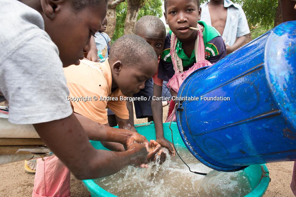 Mozambique, WFP, School Feeding, Tete