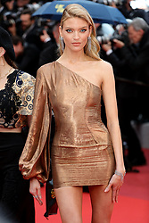 """CANNES - MAY 18: Premiere of """" Les Plus Belles Annees D'une Vie """" during the 2019 Cannes Film Festival on May 18, 2019 at Palais des Festivals in Cannes, France. CAP/MPI/IS ©IS/MPI/Capital Pictures. 18 May 2019 Pictured: Martha Hunt. Photo credit: IS/MPI/Capital Pictures / MEGA TheMegaAgency.com +1 888 505 6342"""