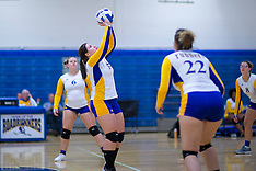 Rowan College of Gloucester County Women's Volleyball vs Lehigh Carbon - 29 Sep 2016