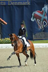Rothenberger Sonke, (GER), Cosmo 59<br /> Qualification Grand Prix Special<br /> Horses & Dreams meets Denmark - Hagen 2016<br /> © Hippo Foto - Stefan Lafrentz