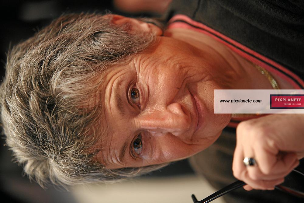 Maud Tabachnik - Salon du livre 2007 - Paris, le 24/02/2007 - JSB / PixPlanete