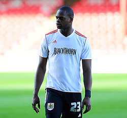 Bristol City's Marlon Harewood - Photo mandatory by-line: Robin White/JMP - Tel: Mobile: 07966 386802 21/10/2013 - SPORT - FOOTBALL - Selhurst Park - London - Crystal Palace V Fulham - Barclays Premier League