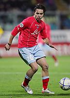 """Roberto De Zerbi (Napoli)<br /> Italian """"Serie B"""" 2006-07 <br /> 22 Dic 2006 (Match Day 18)<br /> Modena-Napoli (0-0)<br /> """"Alberto Braglia"""" Stadium-Modena-Italy<br /> Photographer Luca Pagliaricci INSIDE"""