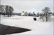 Nederland, Ooij, 23-12-2010Winterlandschap in de OoijpolderFoto: Flip Franssen/Hollandse Hoogte