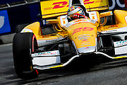 31 August - 2 September, 2012, Baltimore, Maryland USA.Ryan Hunter-Reay (28) .(c)2012, Jamey Price.LAT Photo USA