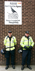© under license to London News Pictures. Picture dated 5/02/20011. The government is planning to cut its funding for the police by 20% by 2015  it announced today (02/03/11). Photo Credit Should Read: Craig Shepheard / London News Pictures