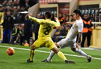 Villarreal CF's J. Dos Santos and Real Madrid's James Rodriguez during La Liga match. December 13, 2015. (ALTERPHOTOS/Javier Comos)