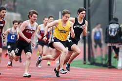 mens 800 meters start, Southern Maine, Bowdoin, Maine State Outdoor Track & Field Championships