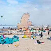 2020-12-15 HaKshatot Beach, Ashdod