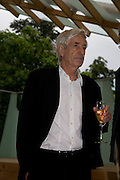 YANN KAPLICKY, Frank Gehry Serpentine Pavilion opening event: Serpentine Gallery, Kensington Gardens. London. 18 July 2008 *** Local Caption *** -DO NOT ARCHIVE-© Copyright Photograph by Dafydd Jones. 248 Clapham Rd. London SW9 0PZ. Tel 0207 820 0771. www.dafjones.com.