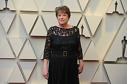 February 24, 2019 - Los Angeles, California, U.S - MARY H ELLIS during red carpet arrivals for the 91st Academy Awards, presented by the Academy of Motion Picture Arts and Sciences (AMPAS), at the Dolby Theatre in Hollywood. (Credit Image: © Kevin Sullivan via ZUMA Wire)