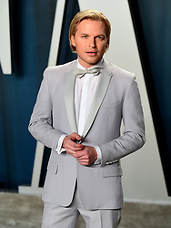 Ronan Farrow attending the Vanity Fair Oscar Party held at the Wallis Annenberg Center for the Performing Arts in Beverly Hills, Los Angeles, California, USA.
