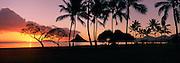 Chinaman's Hat, Kualoa, Kaneohe Bay, Oahu, Hawaii, USA<br />