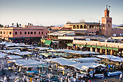 Djemaa el Fna, marrakech, morocco Morocco travel photography