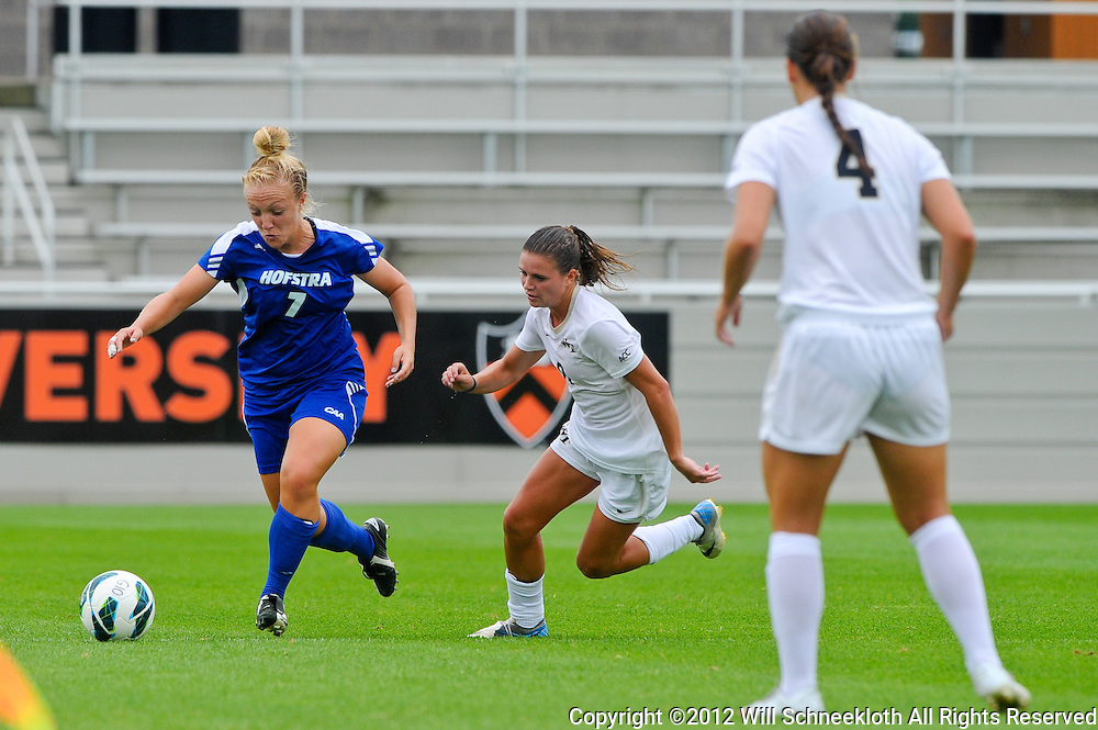 Wake Forest defeats Hofstra 2-1 in NCAA Women's college soccer.