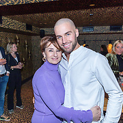 NLD/Amsterdam/20200210 -  Boekpresentatie Donny Roelvink, Lucienne Kenter en Donny Roelvink