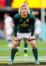 Faf de Klerk of South Africa - Mandatory by-line: Steve Haag/JMP - 23/06/2018 - RUGBY - DHL Newlands Stadium - Cape Town, South Africa - South Africa v England 3rd Test Match, South Africa Tour