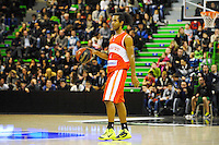 John Cox  - 29.12.2014 - Lyon Villeurbanne / Le Havre - 16e journee Pro A<br />