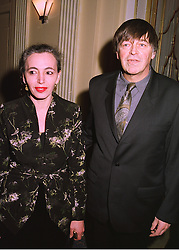 CROWN PRINCE & PRINCESS NIKOLA OF MONTENEGRO at a reception in London on 16th March 1998.MGB 65