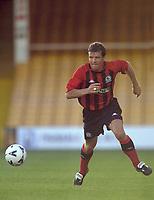 Fotball: Football - 30/7/01 , Stock Season 01/02<br />Stig Bjornebye / Stig Inge Bjørnebye - Blackburn Rovers<br />Mandatory Credit:Action Images/Digitalsport,  Michael Regan