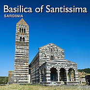 Basilica of Santissima Trinita di Saccargia Sardinia - Pictures & Images -