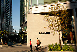North America, United States, Washington, Bellevue, Microsoft