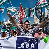 Roma, sciopero dipendenti comunali