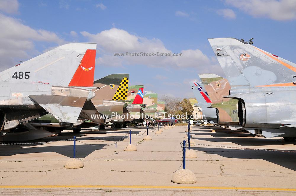 Israel, Hazirim, near Beer Sheva, Israeli Air Force museum. The national centre for Israel's aviation heritage.