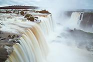 Argentina/Brazil - Iguazu/Iguacu Falls