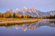 Schwabacher Landing is another iconic location for photography within the park.