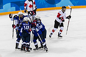 OLYMPICS_2018_PyeongChang_Ice_Hockey W_USA-CAN_Gold_02-22
