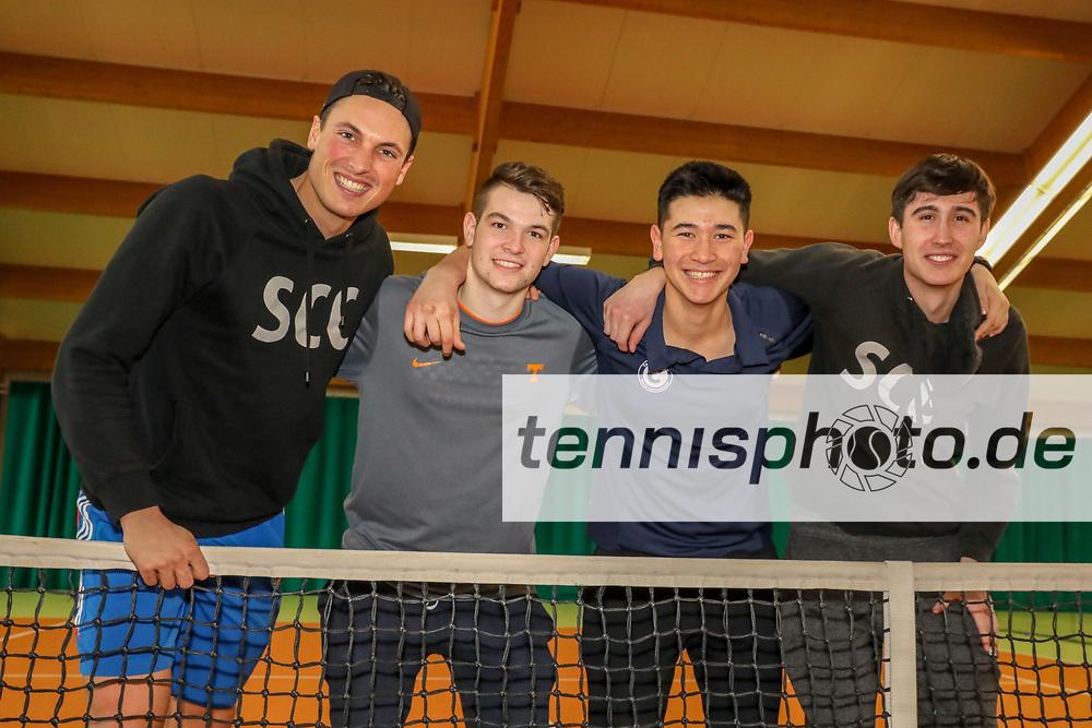 2. der Winterrunde: TC SCC, TVBB Finale Winterrunde 2018/2019, Seeburg, 24.02.2019, Foto: Claudio Gärtner