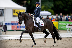 ROCKXWinkeler Andrea, GER, Powerpoint De Tamise<br /> World Championship Young Horses Verden 2021<br /> © Hippo Foto - Dirk Caremans<br />  28/08/2021