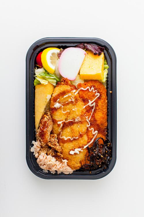 Fried Fish Bento from Ennju ($8.17)