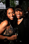 """Michele Murray, Alize Brand Director and Velma Clarke at The Ludacris Foundation 5th Annual Benefit Dinner & Casino Night sponsored by Alize, held at The Foundry at Puritan Mill in Atlanta, Ga on May 15, 2008.. Chris """"Ludacris"""" Bridges, William Engram and Chaka Zulu were the inspiration for the development of The Ludacris Foundation (TLF). The foundation is based on the principles Ludacris learned at an early age: self-esteem, spirituality, communication, education, leadership, goal setting, physical activity and community service. Officially established in December of 2001, The Ludacris Foundation was created to make a difference in the lives of youth. These men have illustrated their deep-rooted tradition of community service, which has broadened with their celebrity status. The Ludacris Foundation is committed to helping youth help themselves."""
