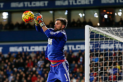 Ben Foster of West Bromwich Albion - Mandatory byline: Rogan Thomson/JMP - 02/02/2016 - FOOTBALL - The Hawthornes - West Bromwich, England - West Bromwich Albion v Swansea City - Barclays Premier League.