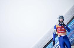 31.12.2014, Olympiaschanze, Garmisch Partenkirchen, GER, FIS Ski Sprung Weltcup, 63. Vierschanzentournee, Training, im Bild Michael Hayboeck (AUT) // during Trial Jump of 63rd Four Hills Tournament of FIS Ski Jumping World Cup at the Olympiaschanze, Garmisch Partenkirchen, Germany on 2014/12/31. EXPA Pictures © 2014, PhotoCredit: EXPA/ JFK