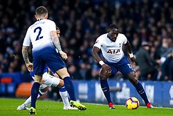 Moussa Sissoko of Tottenham Hotspur - Mandatory by-line: Robbie Stephenson/JMP - 23/12/2018 - FOOTBALL - Goodison Park - Liverpool, England - Everton v Tottenham Hotspur - Premier League