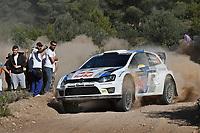 Andreas Mikkelsen (NOR) / Mikko Markkula (FIN) - Volkswagen Polo WRC